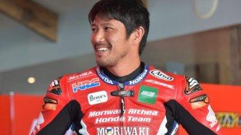 """SBK: Kiyonari: """"La Honda ha le carte giuste per crescere e andare lontano"""""""