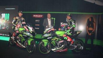 SBK: Rea e la Kawasaki sfidano se stessi per il quinto Mondiale