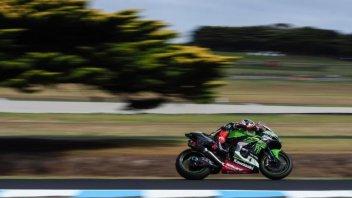 """SBK: Rea: """"Alla Kawasaki manca la velocità della Ducati V4"""""""