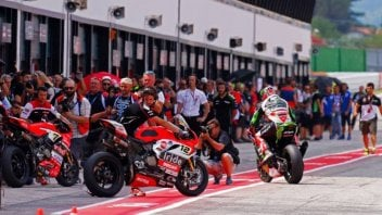 SBK: The Sprint race divides the Superbike paddock