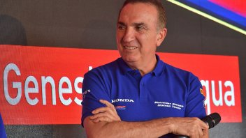 "SBK: Bevilacqua: ""HRC is back in the World Championship to win"""