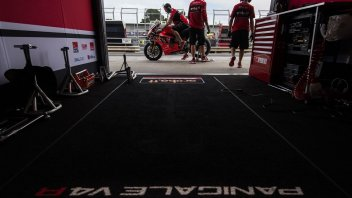 "SBK: ""Panigale V4, a motorcycle that to date has grown without flaws"""