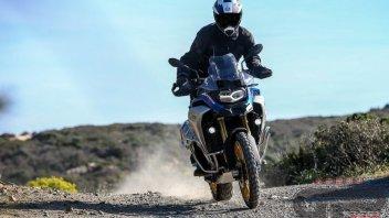 Test: BMW F 850 GS Adventure: orizzonti a portata di mano