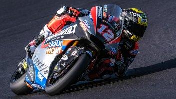 Moto2: Luthi piega Lowes nella FP2, 5° Bulega