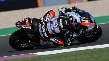 Moto2: Prima pole in carriera per Schrotter, 3° Baldassarri