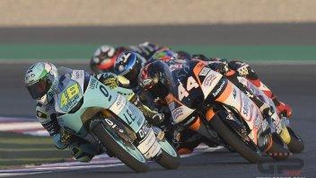 Moto3: Il GP del Qatar della Moto3