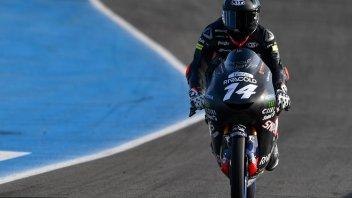 Moto3: Test Qatar: tripletta italiana con Arbolino, Fenati e Dalla Porta