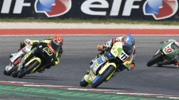Moto3: Schieramento da Mondiale per il CIV