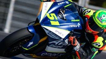 MotoE: Test Jerez: primo record elettrico per Eric Granado