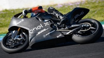 MotoE: Energica: our bike is no more dangerous than a cell phone