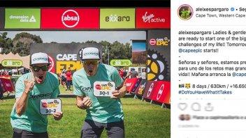 MotoGP: Aleix Espargarò sfida i migliori della MTB