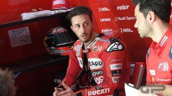 """MotoGP: Dovizioso: """"In Argentina sperimenteremo qualcosa di nuovo"""""""