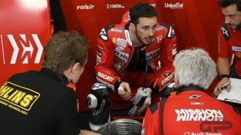 "MotoGP: Dovizioso: ""It's a beautiful Ducati, but the standings are misleading"""