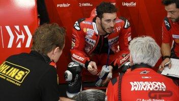"""MotoGP: Dovizioso: """"È una bella Ducati, ma la classifica mente"""""""