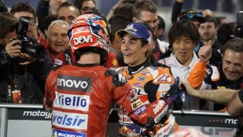 MotoGP: From desert to pampas: another Dovi-Marquez battle