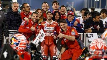 """MotoGP: Dovizioso: """"Marquez con Petrucci? Né bello né scorretto"""""""