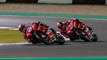 """MotoGP: Dovizioso: """"A Losail giocherò con fiducia le mie carte"""""""