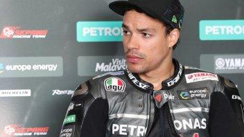 """MotoGP: Morbidelli: """"Rossi? Spero di seguirlo da inizio a fine gara"""""""