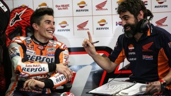 "MotoGP: Hernandez: ""The starts of Marquez? I don't see them, I'm superstitious"""
