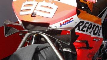 MotoGP: Venti di guerra, Ducati accusa Honda: la vostra ala 'stalla'