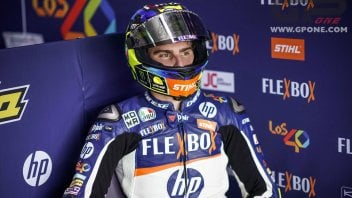 "MotoGP: Baldassarri: ""My dream? Racing in MotoGP before Rossi stops."""