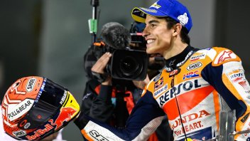 "MotoGP: Marquez: ""Dovi was stronger, but I had to try"""