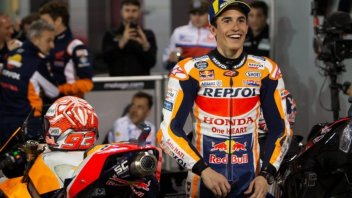 "MotoGP: Marquez: ""Petrucci angry? Welcome among the official riders."""