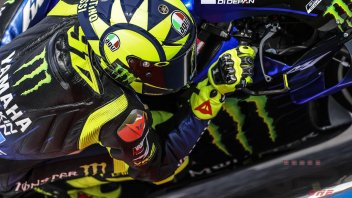 "MotoGP: Rossi: ""I'm fourth and happy. In Qatar, I started from the city center."""