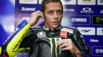 """MotoGP: Rossi: """"Sono nella stessa situazione di un anno fa"""""""