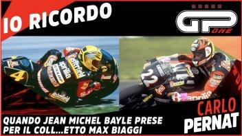 MotoGP: Carlo Pernat: quando J.M. Bayle prese per il collo Max Biaggi