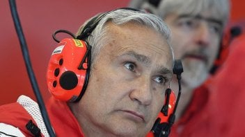 "MotoGP: Tardozzi: ""Ducati is proud to be Honda's adversary"""