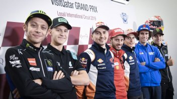 MotoGP: The riders agree: Let's move up the race in Qatar
