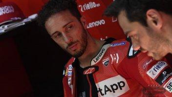 """MotoGP: Dovizioso: """"Ho seguito Lorenzo, la Honda ti fa dire 'wow'"""""""