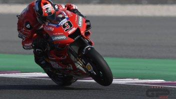 MotoGP: Rivincita di Petrucci su Marquez: 1° nel Warm Up