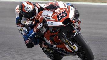 """MotoGP: Bagnaia: """"Studio Dovizioso per imparare a guidare la Ducati"""""""