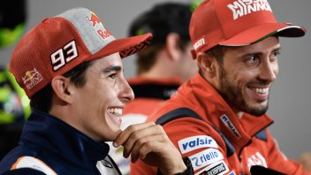 "MotoGP: Marquez: ""Ducati goes to the limit with technology, like me on track"""
