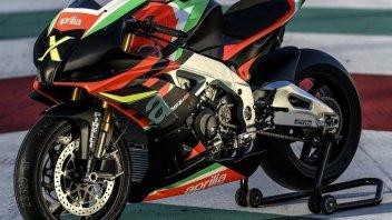 News Prodotto: L'X Factor di Aprilia: una RSV4 derivata dalla MotoGP