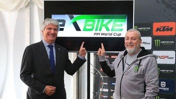 News Prodotto: FIM e Youthstream lanciano la Coppa del Mondo E-XBike