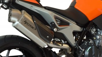 News Prodotto: HP Corse e KTM 790 Duke: l'austriaca... cambia voce