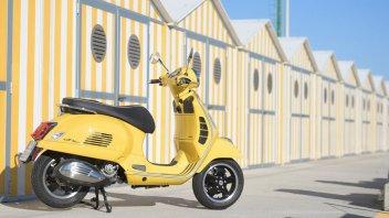 News Prodotto: La Vespa non invecchia: è record di vendite