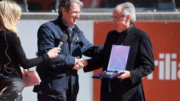 News: La FMI premia Aprilia per meriti sportivi