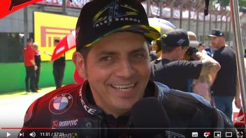 SBK: Anthony West in Brasile batte il 49enne Alex Barros
