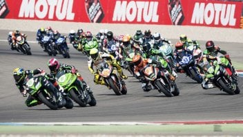 SBK: The  SBK  Commission change some FIM Supersport 300 World Championship rules