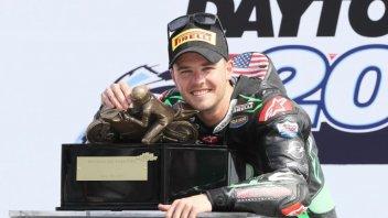 SBK: Wyman trionfa a Daytona con la R6 gommata Pirelli