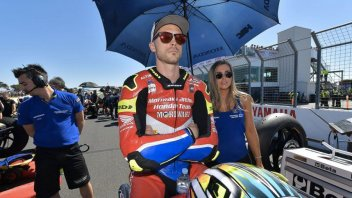SBK: Camier aims to be back on track in Aragón