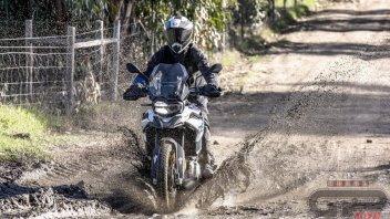 Test: Michelin Anakee Adventure: più sapore all'avventura