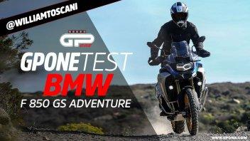 Test: BMW F 850 GS Adventure: orizzonti senza limiti