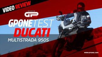 Test: Ducati Multistrada 950 S: il video della nostra prova