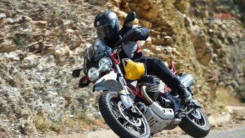 Test: Moto Guzzi V85 TT: l'aquila vola alta