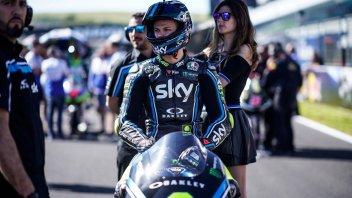 "Moto2: Moto2, Bulega torna in pista: ""Lotterò per essere il miglior rookie"""